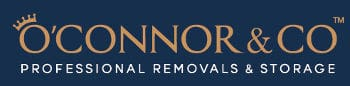 O'Connor & Co Removals Logo