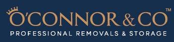 O'Connor & Co Removals Logo